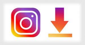 como baixar uma foto do instagram 2