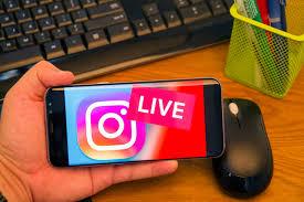 como fazer live no instagram com 3 pessoas