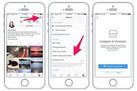 como fazer um perfil no instagram comercial