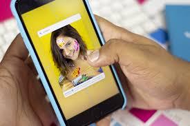 como repostar uma foto no instagram
