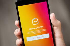 Como fazer um IGTV no Instagram 2
