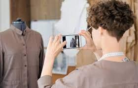 Como tirar fotos de roupas para vender no Instagram 2