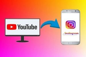 Como postar vídeo do Youtube no Instagram 2